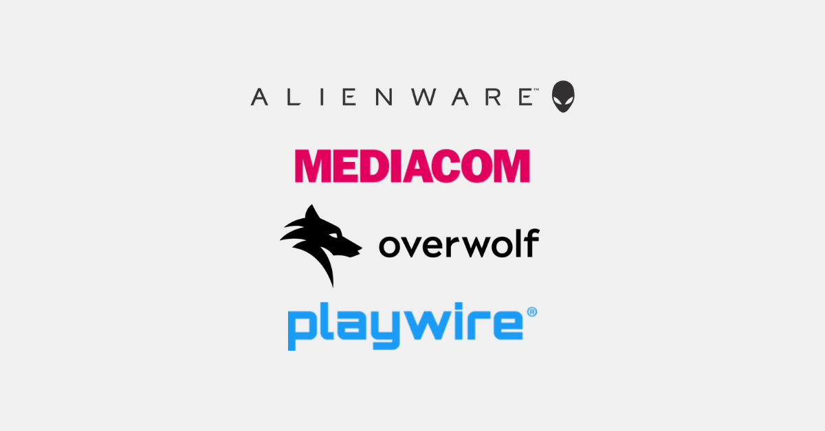 Playwire Partners with MediaCom, Alienware Corporation, and Overwolf to Host 2021 Alienware Games