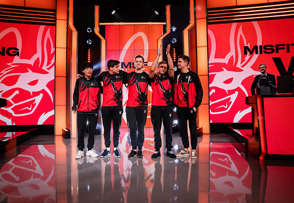 Playwire acquires rights to represent Misfits Gaming Group