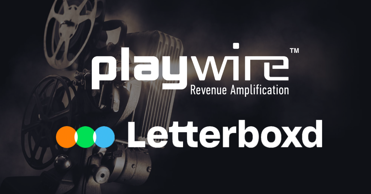 Letterboxd Heads Down The Red Carpet With Global AdTech Leader, Playwire