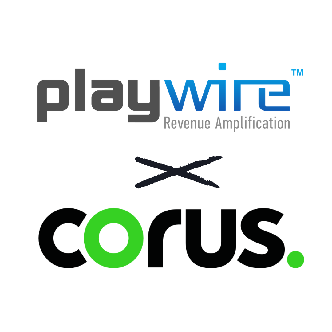 Corus Entertainment Teams Up With Playwire To Launch E-Gaming Network in Canada