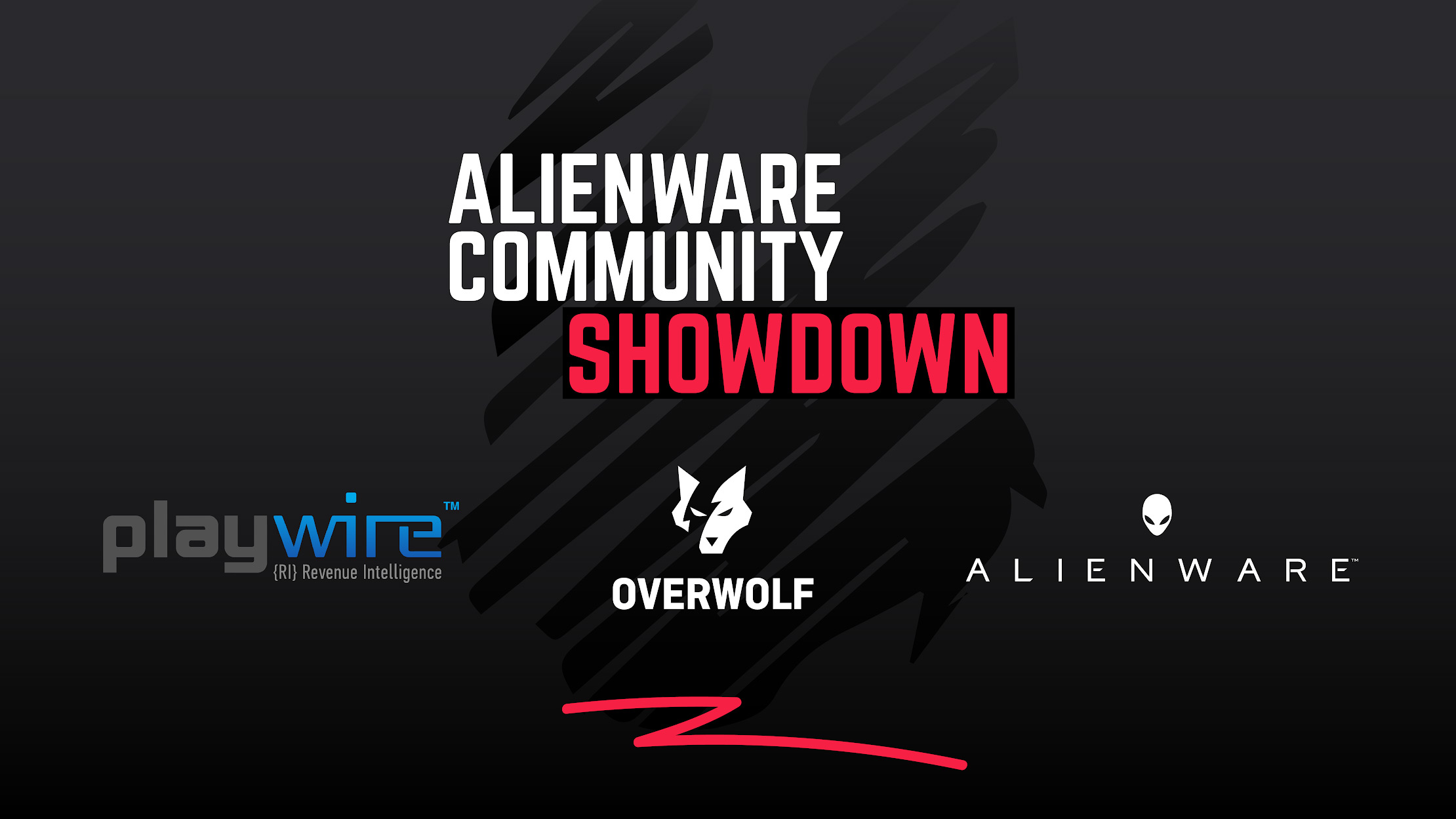 Alienware Launches Major Community Esports Challenge with Playwire & Overwolf