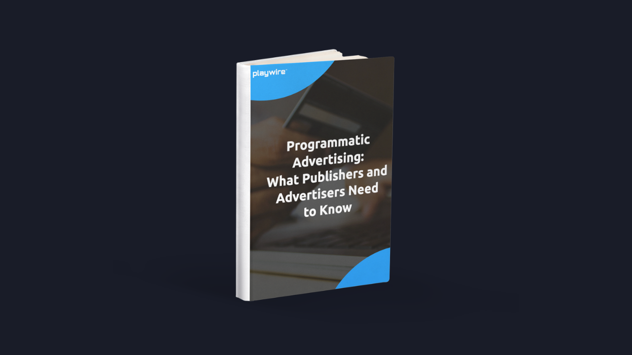 New Guide: What Publishers and Advertisers Need to Know About Programmatic Advertising