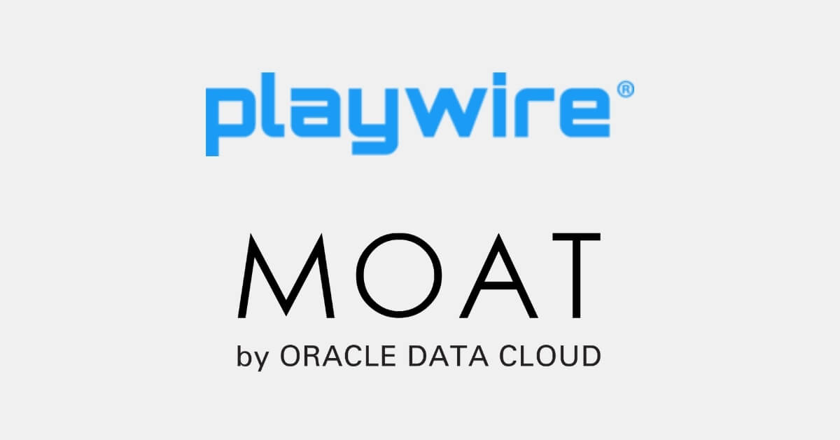 Playwire's Flex Leaderboard Recognized by Oracle Moat as Industry Leader